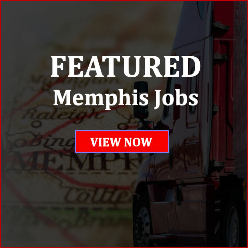 Find truck driving jobs in memphis, tn